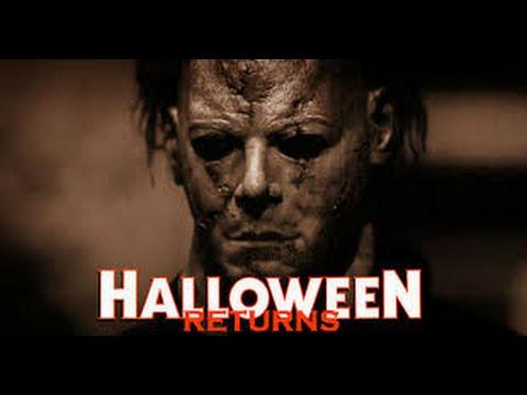 Filme de terror Halloween Returns 2016 Trailer (Halloween o Retorno 2016)