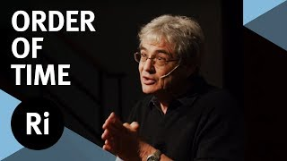 The Physics and Philosophy of Time - with Carlo Rovelli