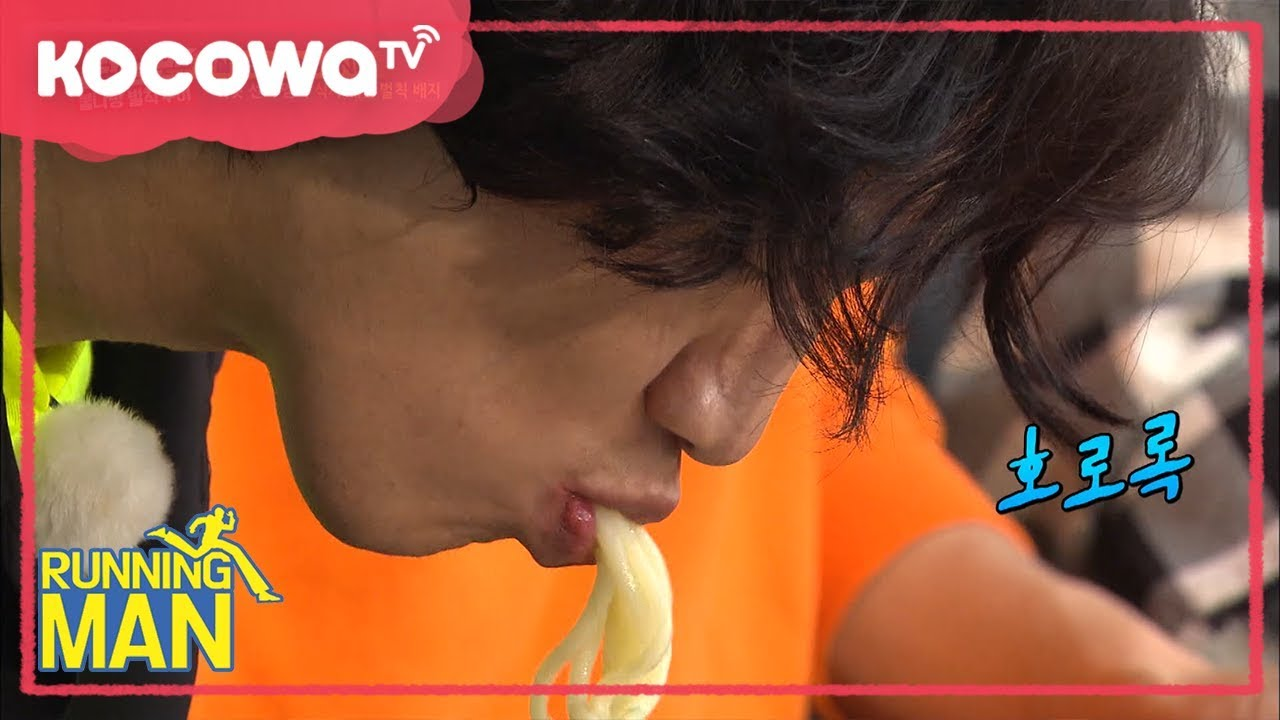 [Running Man] Ep.370_If you got no food, steal it!