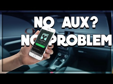 How To Play Music In Your Car Without an Aux Chord/Bluetooth (With Best Sound Quality Settings)