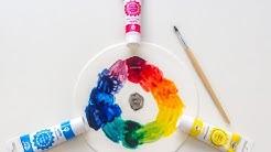 Farbenlehre: Farben mischen, Farbschemata und Farbwirkung**