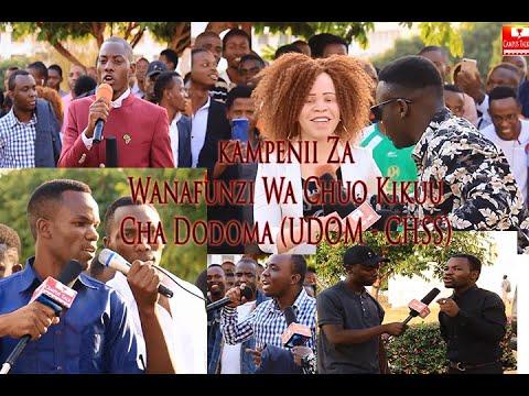 Download CAMPUS TV TALK: Kampenii Za Wanafunzi Wa Chuo Kikuu Cha Dodoma (UDOM - CHSS)