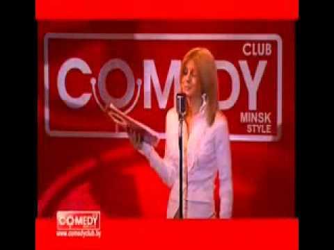 comedy Minsk Дюймовочка 1