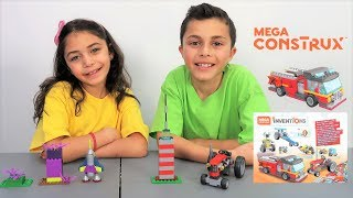 Family Fun Activity for Kids with Toys