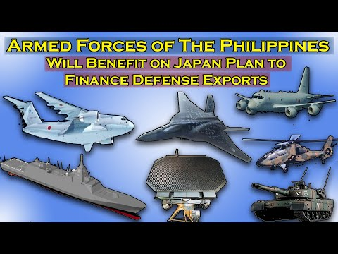 AFP Will Benefit on Japan Plan to Finance Defense Exports