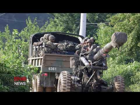 North Korea Test-fires Multiple Short-range Missiles