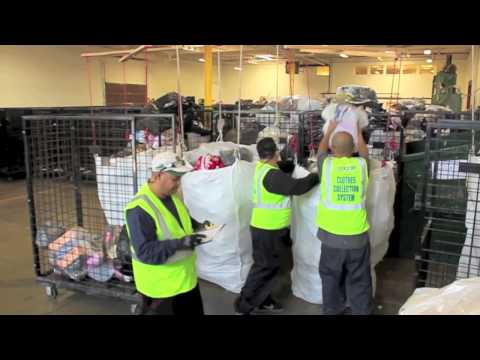 USAgain Textile Recycling