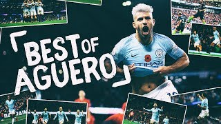 SERGIO AGUERO BEST OF 201819  HIGHLIGHTS OF THE SEASON
