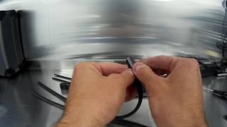 BMW E39 M5 Aero Wiper Blade DIY How To Guide Repair