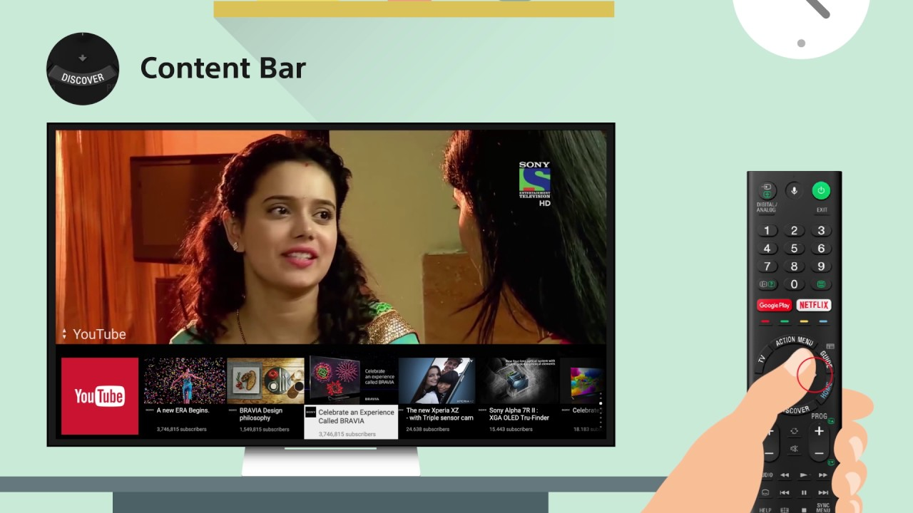 Watch and Learn Videos about Sony TVs | Sony IN