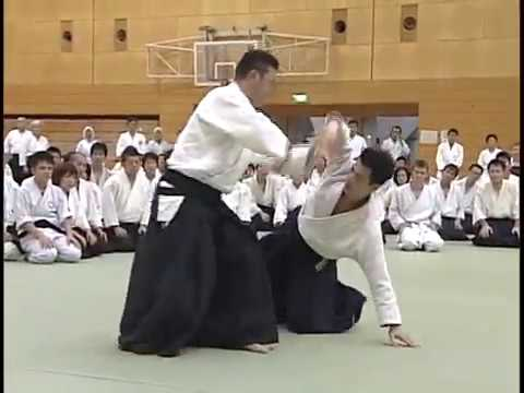 11th International Aikido Federation (IAF) Congress & Seminar - Shigeru Sugawara Shihan (菅原 繁)