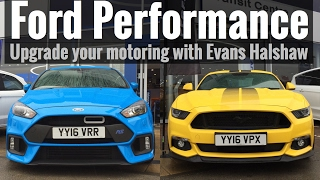 Ford performance - evans halshaw
