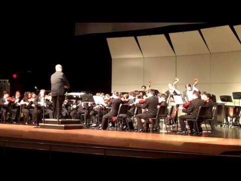 RHS Symphonic Orchestra: Shepherd's Hymn (2011 Spring Concert)