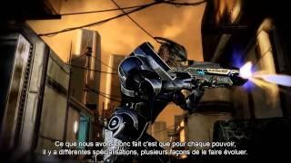 Mass Effect 3 - Making-of spécial Gamescom 2011 FR