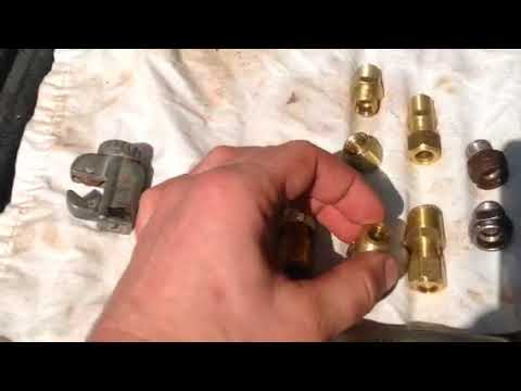 2001 Chevy Silverado Transmission Line Connectors FIXED part 2