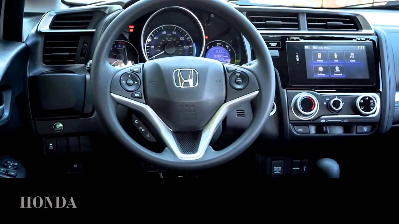 2016 Honda Fit Real World MPG Review How Fuel Efficient is the new