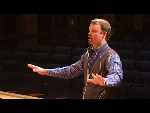 Patrick Ryan talks about jazz education