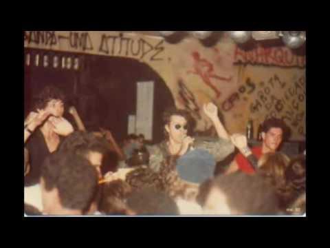 Camisa de Vênus - Homem Não Chora-Porto Alegre(RS)-1984