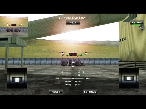 Quadcopter Fx Simulator