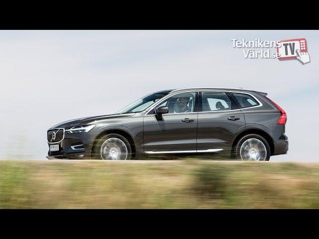 New Volvo XC60 test drive [Swedish]