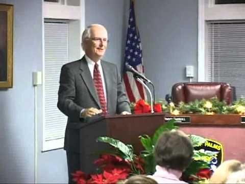 1/3/12, Municipal Inauguration, Isle of Palms, South Carolina