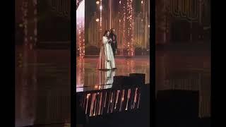 7th Hum awards 2019 Reema Khan and Noman Ejaz.