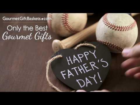 Father's Day Gift Baskets by GourmetGiftBaskets.com
