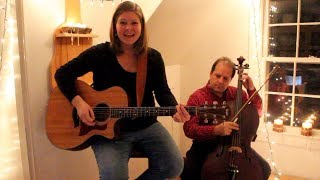 I Need A Silent Night - Amy Grant Christmas Cover - Lydia Walker & Doug Ott (Cello For The King)