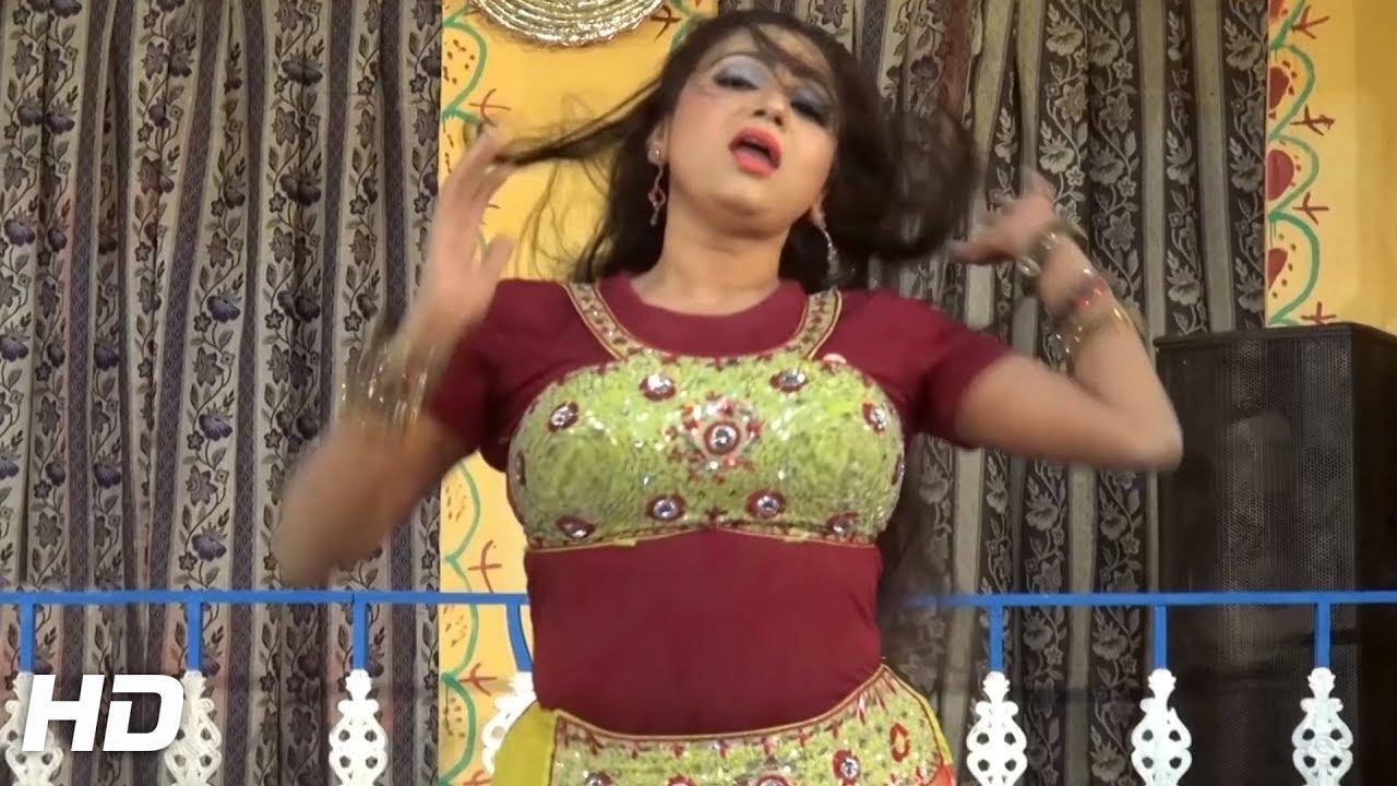 Muslim paki mujra dancer gyrating in transparent black shalwar to music 5