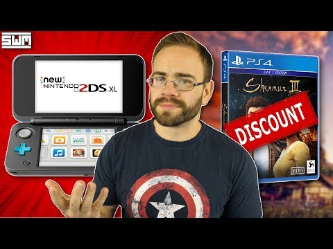 The Nintendo 3DS Lives On In 2020 And Shenmue 3 Is Already On Sale For Black Friday?! | News Wave