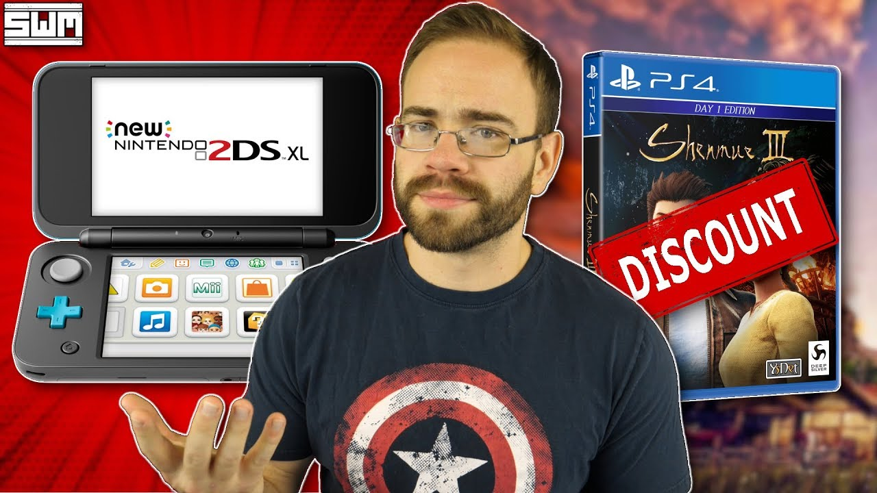 Top 3ds Games 2020.The Nintendo 3ds Lives On In 2020 And Shenmue 3 Is Already On Sale For Black Friday News Wave
