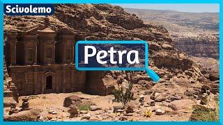 Petra, la roka urbo