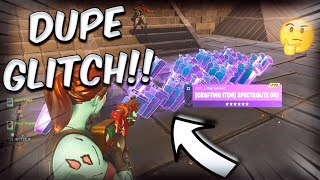 Working duplicate GLITCH Fortnite Save The World Real or Fake ?