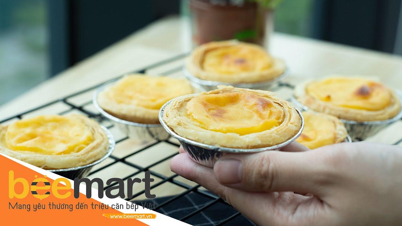 Cách làm bánh tart trứng/bánh trứng KFC/Egg tart Hong Kong