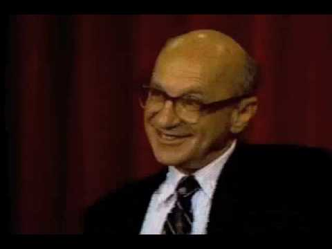 Milton Friedman - Health Care in a Free Market