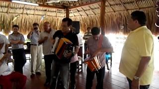 Alfredo Gutierrez canta Poncho Zuleta parranda vallenata