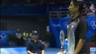 Beijing 2008 Olympics - XD Final - Lee Yong Dae / Lee Hyo Jung vs Nova Widianto / Liliyana Natsir