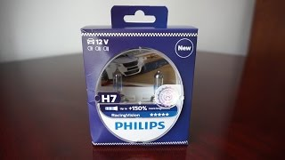 Philips RacingVision review, unboxing, road test