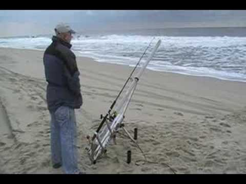 Master baiter tater launcher surf fishing bait launcher for Surf fishing bait