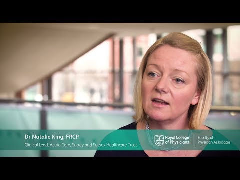 Physician associates: a consultant perspective