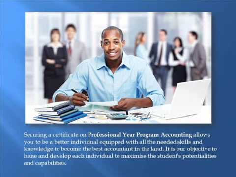 Professional Year Accounting Adelaide The Key For Your Future Career