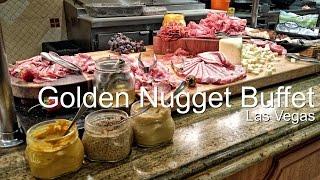 Golden Nugget's Buffet 2016 - Las Vegas