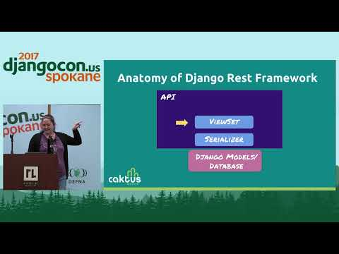 DjangoCon US 2017 - Write an API for Almost Anything... by C