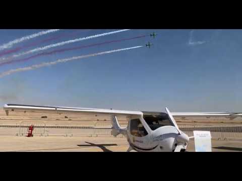 #Airshow in Saudi Arabia 2020