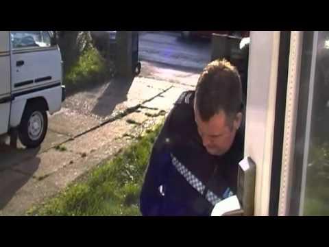 CAMAROGRAFO DE TELEVISION Y LA POLICIA ! _VIDEO DE RISA_