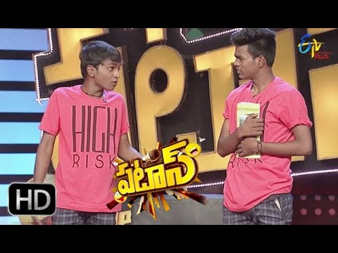 Patas | Bindas Brother's Performance  | 16th May  2018 | ETV Plus