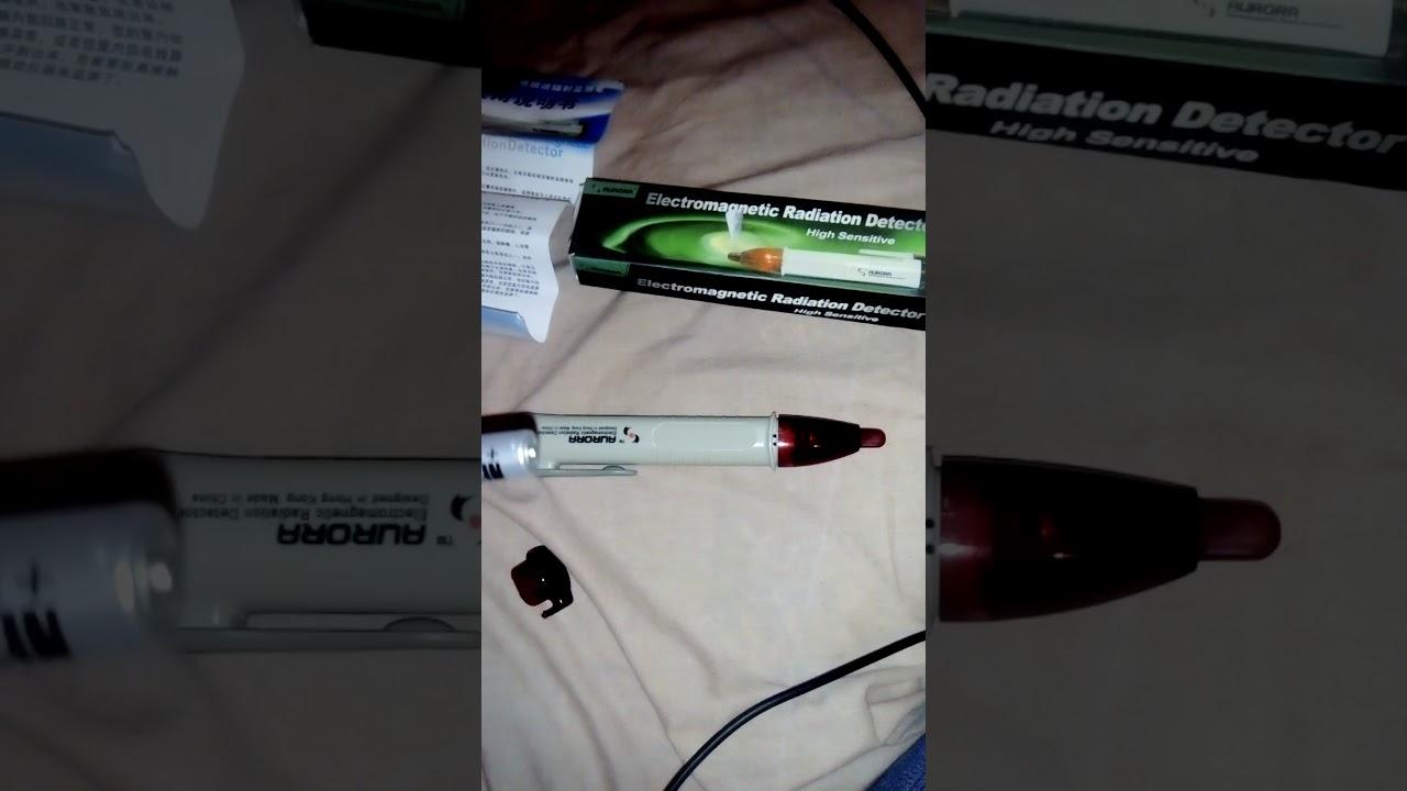 Noncontact Sensitive Electromagnetic Radiation Detector Pen EMF ...