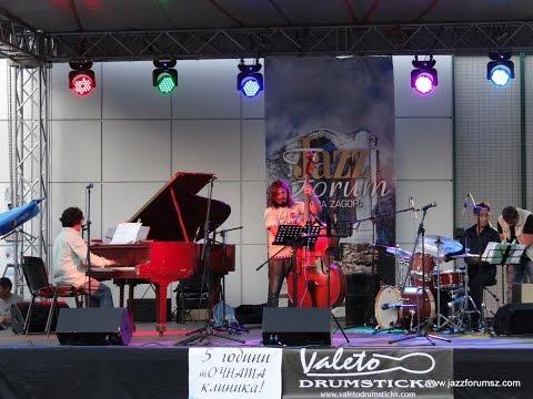 MAD TRIO Jazz Forum Stara Zagora 2014