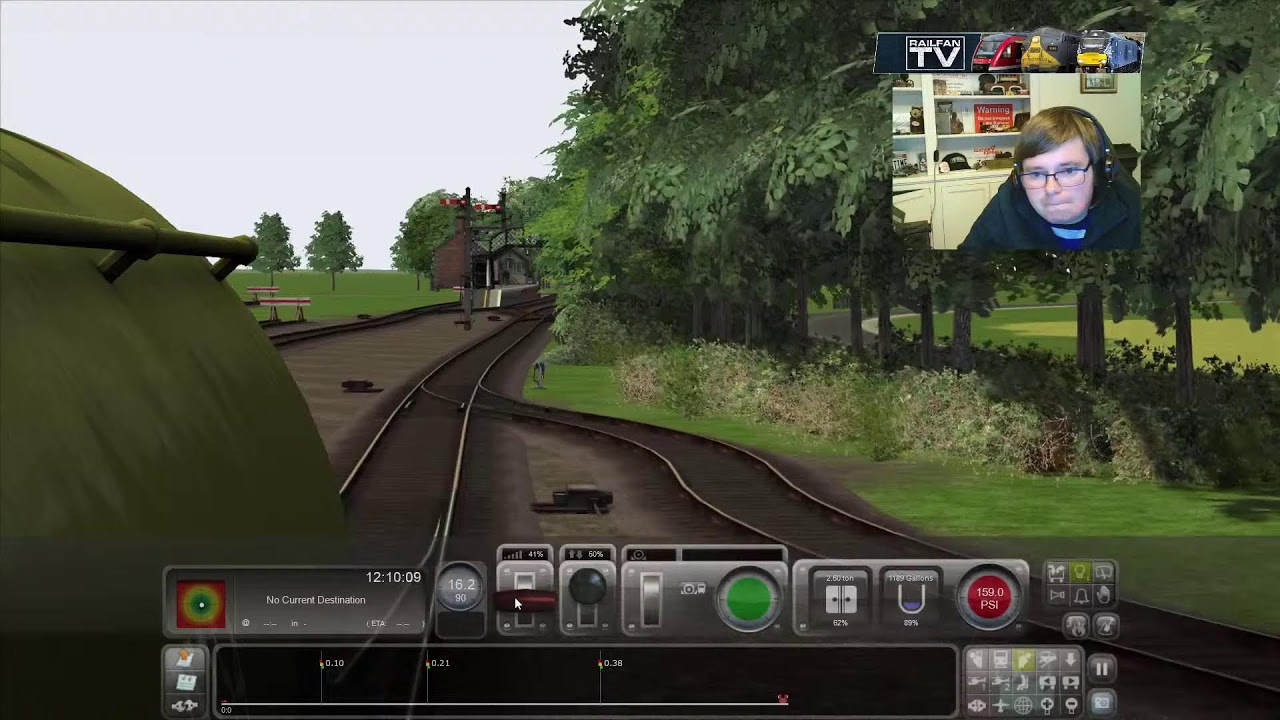 Train Simulator 2022 - Workshop Wednesday Route Building 20th October