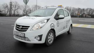 Тест-драйв автомобиля Ravon R2 от автосалона ЛЕОН - АВТО